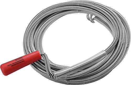CONNEX Rohr-Reinigungsspirale 9 mm x 5 m