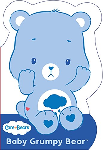 Baby Grumpy Bear: Shaped Board Book 2 (Care Bears, Band 4)