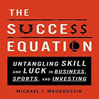 The Success Equation cover art