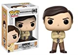 Nickelodeon Funko POP Television Workaholics Anders Action Figure