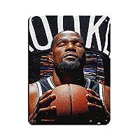 2個 バスケットボール選手ケビンデュラントスポーツポスター19レトロポスターメタルティンサインシックアートレトロアイアンペインティングバーピープルケーブカフェファミリーガレージポスター壁の装飾12×8インチ(30×20cm) メタルプレート レトロ アメリカン ブリキ 看板