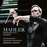 Mahler: Sinfonía Nº 1; ''Blumine'' / F.R.S. Orch. Lintu
