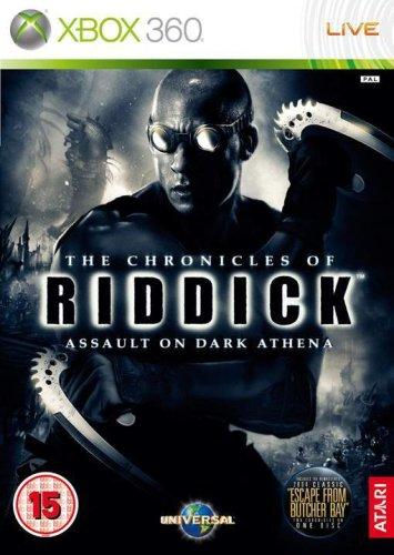 The Chronicles of Riddick: Assault on Dark Athena (Xbox 360) [Edizione: Regno Unito]