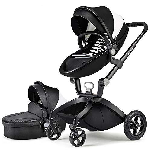 Hot Mom passeggino per bambini Nero,2020