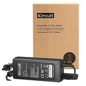 "Kircuit 10Ft AC/DC Adapter for Asus K751MA K751MA-DH01TA K751MA-DS21TQ K751MA-T6307D K751MD K751MJ K751SA K751SA-TY055T K751SA-TY058TS K751SJ K751SJ-TY025T K751YI 17"" 17.3"" Notebook PC"