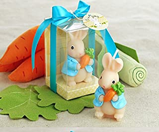 MEOLY Birthday Candles Candles Smokeless for Party Supplies and Wedding Favor((Rabbit)