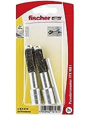 Fischer 522829 poriebetonanker SB-kaart, inhoud: 2 x FPX M8 I, 1 x gereedschap.