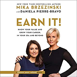 Earn It! audiobook cover art