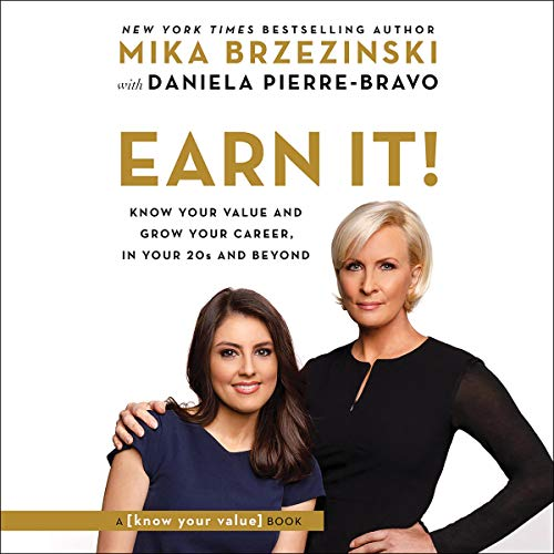 Earn It! audiobook cover art