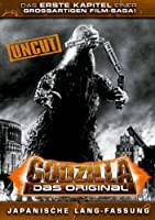 Godzilla - Das Original - Japanische Kinofassung