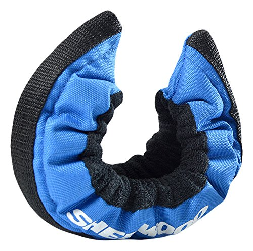 Sherwood Unisex Eishockey Sher-wood Pro Kufenstrumpf Senior, Blau(Blue), One Size