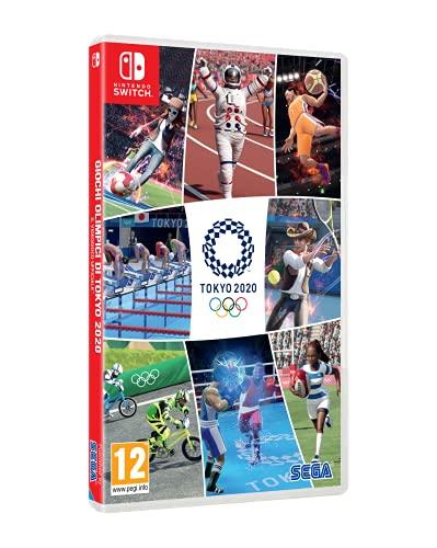 Giochi Olimpici Tokyo 2020 - Il videogioco Ufficiale - Nintendo Switch