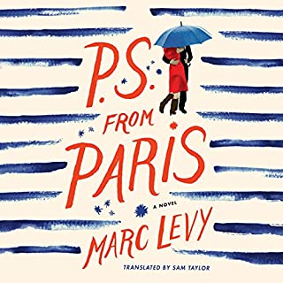 Couverture de P.S. from Paris