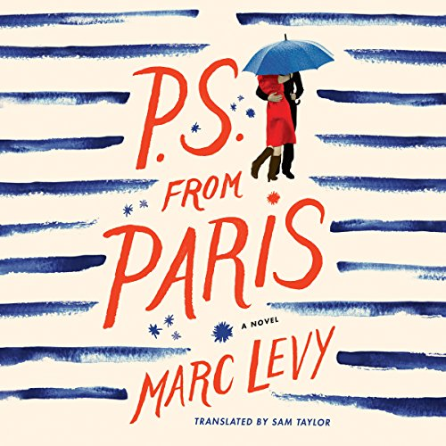 P.S. from Paris audiobook cover art