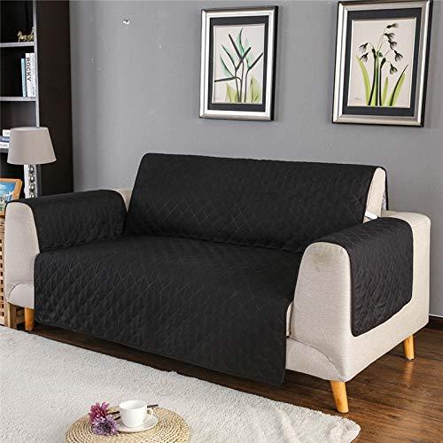 1/2/3 Sitz Sofabezüge für Wohnzimmer Couchbezug Stuhl Throw Pet Dog Kid Mat Möbelschutz Reversible Armlehnen Schonbezüge, C, 2, Sitz 130.195cm