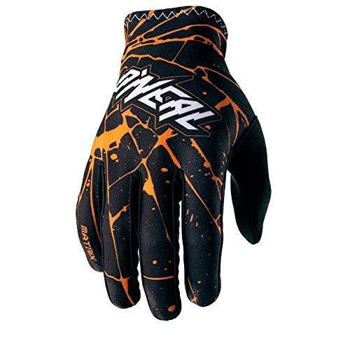 O'neal Matrix MX DH FR Handschuhe Enigma schwarz/orange 2017 Oneal: Größe: XL (10)