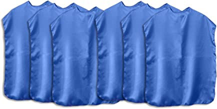 product image for Superhero Capes Children Set of 18 (All Blue)