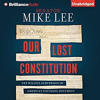 Our Lost Constitution cover art