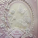 SpirWoRchlan Scrapbooking Cutting Dies, Spring Bloom Flower DIY Metal Cutting Dies Stencil Paper Cards Gift Box Decor