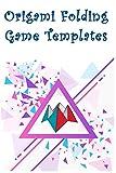 Origami Folding Game Templates: Paper Folding Templates
