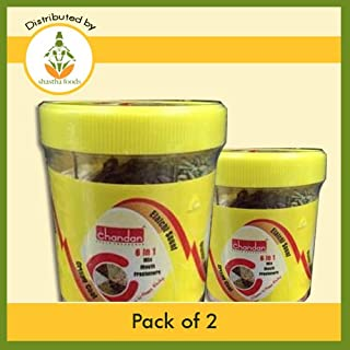 Chandan Mukhwas 6 in 1 Mix (Pack of 2) Each 230g (T-B)