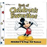 Best of Children's Favorites- Mickey's Top 40 Tunes