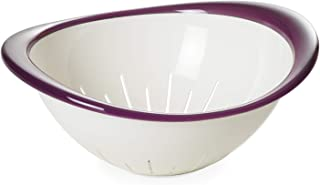 KDG International Omada Trendy Great Colander, Plum