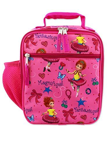 Fancy Nancy Girls Soft Insulated School Lunch Box One Size Pink