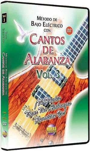 Metodo Con Cantos de Alabanza: Bajo Electrico 3 [USA] [DVD]