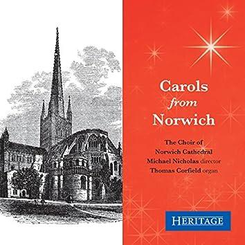 Carols from Norwich