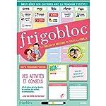 Tableau des missions aimanté Frigobloc - Pédagogie positive d'Audrey Akoun