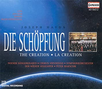 Haydn, F.J.: Schopfung (Die) (The Creation)