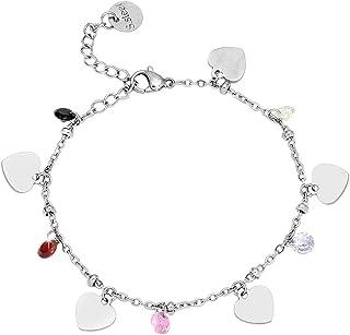 77a7e2f41e47 Amazon.es: anillo pulsera - Pulseras / Mujer: Joyería