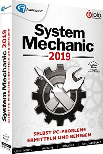 System Mechanic 2019