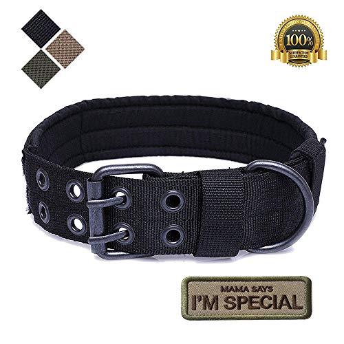 S.Lux Cintur/óns de Nylon El/ástico Doble Ranura para Tarjetas de Caza Ejecuci/ón del ej/ército Cintur/ón de Hebilla Magn/ética Material Suave y c/ómodo 1000D de Cintura de Correas