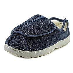 FootSmart Wrap-Around Slippers