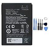 Ellenne Batería compatible con Asus Zenfone Go 4.5 ZB452KG B11P1428 Alta capacidad 2070 mAh con kit de desmontaje incluido