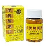 Niu Huang Jie Du Pian (100 Tablet) (1 Bottle)