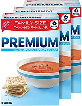18-Count Premium Saltine Crackers (Family Size)