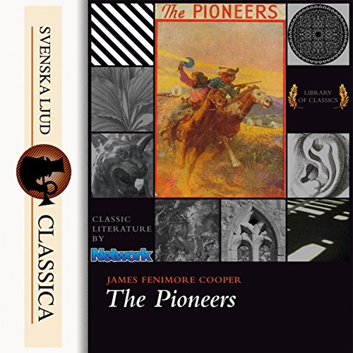 The Pioneers audiobook cover art