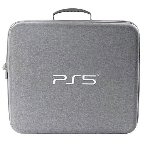 AXDNH Funda Protectora de Estuche para Almacenamiento EVA Messenger Llevar Case para PS5 Game Console Accessories Portátil Bolso