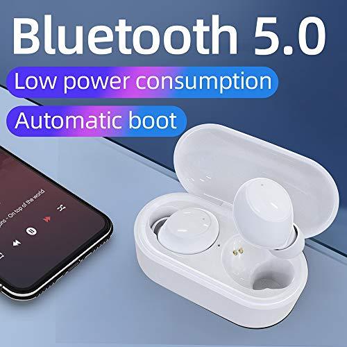 Bluetooth hoofdtelefoon in-ear hoofdtelefoon draadloze draadloze hoofdtelefoon Sport Bloototh hoofdtelefoon in-ear hoofdtelefoon Bluetooth headset draadloze hoofdtelefoon in-ears sporthoofdtelefoon Bluetooth XY-3 wit