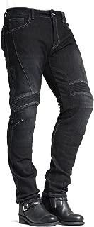 MAXLER JEAN Biker Jeans for men Motorcycle Motorbike riding Jeans 1604 Grey 28