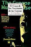 El caso de los asesinatos de los Greene: Una aventura de Philo Vance (Literatura Reino de Cordelia)