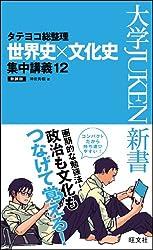 タテヨコ総整理 世界史×文化史 集中講義12 新装版 (大学JUKEN新書)