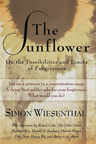 Price comparison product image The Sunflower: On the Possibilities and Limits of Forgiveness (Newly Expanded Paperback Edition)