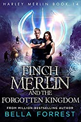 Cover of Finch Merlin and the Forgotten Kingdom