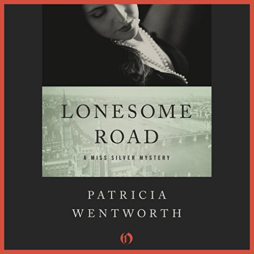 Lonesome Road audiobook cover art