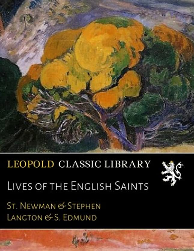航空会社バルククリエイティブLives of the English Saints