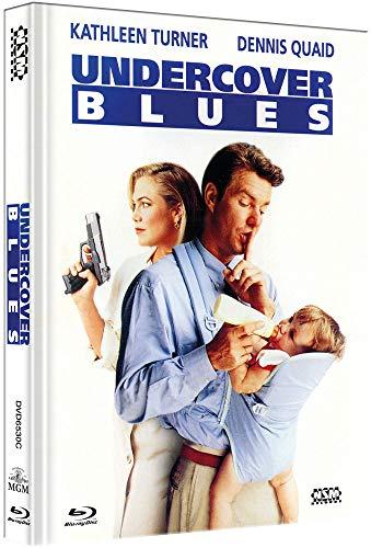 Undercover Blues - Ein absolut cooles Trio  [Blu-Ray+DVD] - uncut -  limitiertes Mediabook Cover C